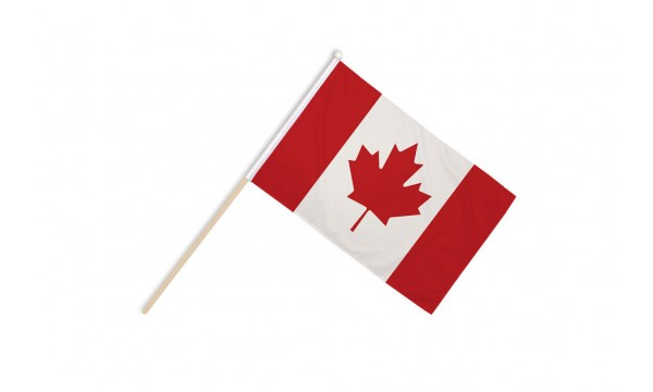 Canada Hand Flags