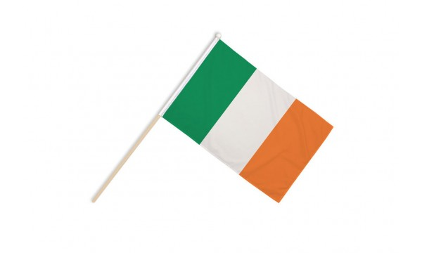 Ireland (Eire) Hand Flags