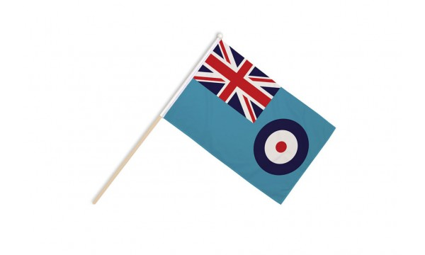 RAF Ensign Hand Flags