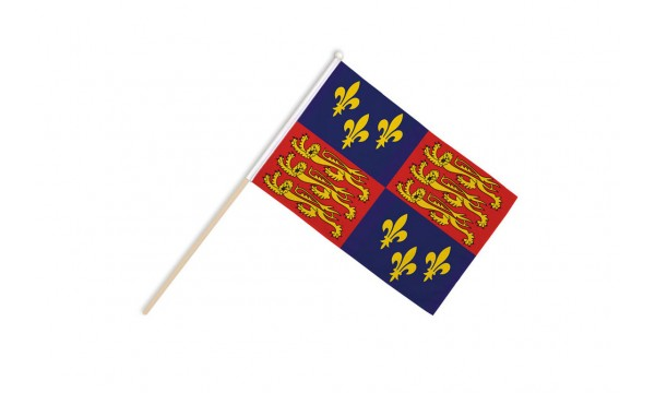Royal Banner 16th Century Hand Flags
