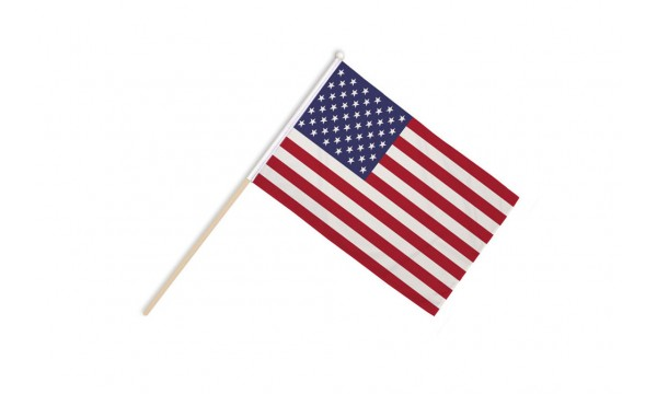 USA (United States) Hand Flags