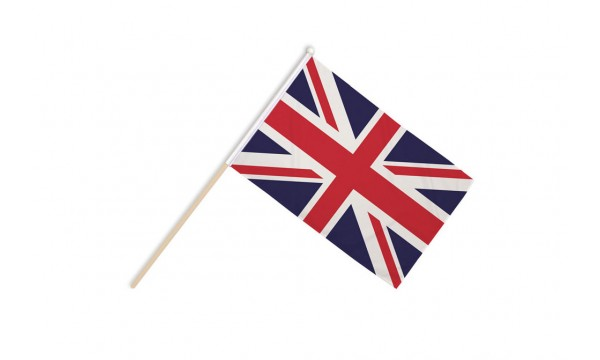 Union Jack (UK) Hand Flags