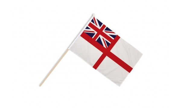 White Ensign Hand Flags