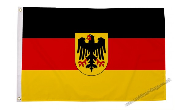Germany Crest Flag