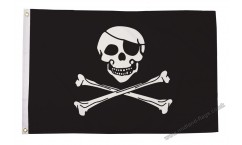 Skull and Crossbones Flags