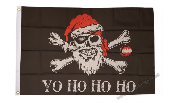 Yo Ho Ho Pirate Flag