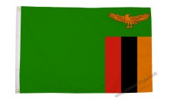 Zambia Flag For Sale | Buy Zambia Flags at Midland Flags