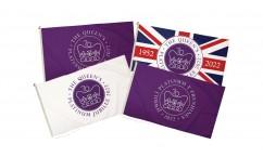 Platinum Jubilee Flags