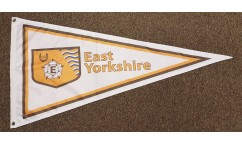 Custom Triangular Flags, Pennants and Vimpels