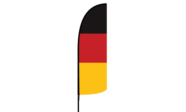 Germany Custom Advertising Flag