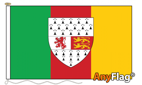 Carlow Irish County Custom Printed 115gsm AnyFlag®