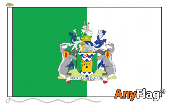 Fermanagh Irish County Custom Printed 115gsm AnyFlag®