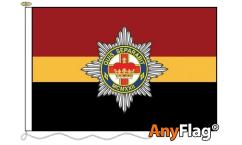 4th/7th Royal Dragoon Guards Flags