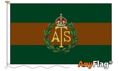 Auxiliary Territorial Service Flags