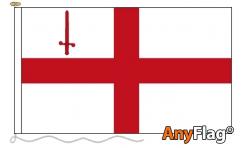 AnyFlagR City Of London Custom Made Flag