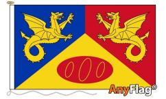 Craig-y-Dorth Flags