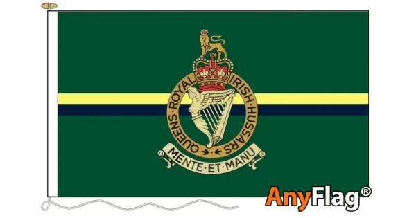 Buy Queen S Royal Irish Hussars Flags Queen S Royal Irish Hussars Flags For Sale Made In The