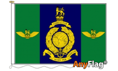 Commando Helicopter Force Flags
