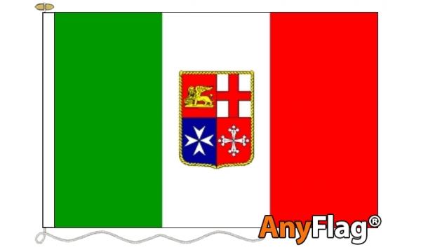 Civil Ensign of Italy Custom Printed AnyFlag®