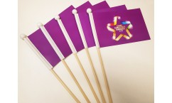 Custom Paper Flags