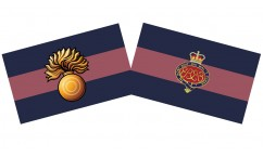 Grenadier Guards Flags