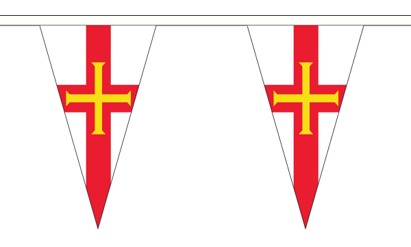 Guernsey Triangle Bunting