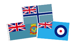 Royal Air Force Flags