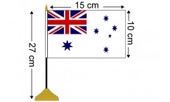 Australian Table Flags
