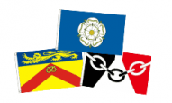 British County Flags