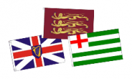 British Historical Flags