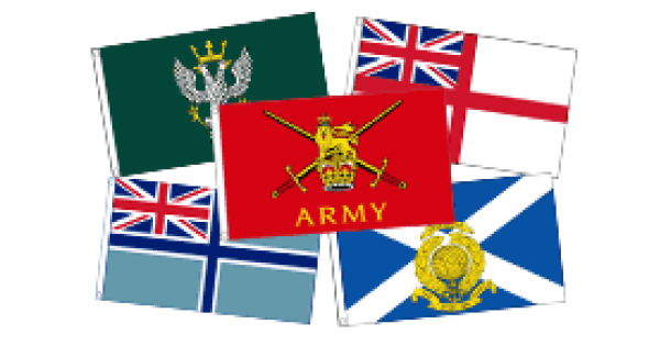 Flags of the British Armed Forces | British Military Flags