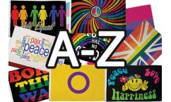 All Pride Flags (A-Z)