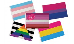 Sexuality/Identity Pride Flags