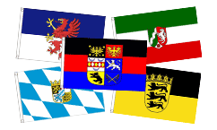 German State Flags