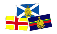 Royal Marines Flags