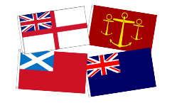 Royal Navy Flags
