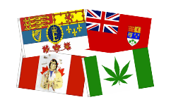 Other Canadian Flags