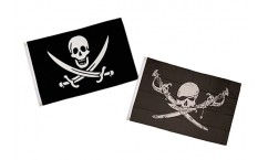 Traditional Pirate Flags