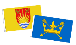 Suffolk Flags