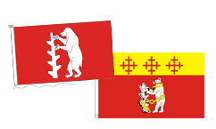 Warwickshire Flags