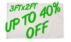 Up to 40% OFF Selected 3ft x 2ft