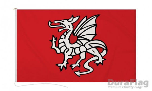 DuraFlag® English Pendragon Anglo Saxon (A) Premium Quality Flag