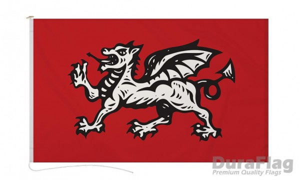 DuraFlag® English Wessex Dragon (B) Premium Quality Flag