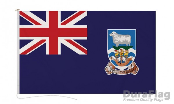 DuraFlag® Falkland Islands Premium Quality Flag
