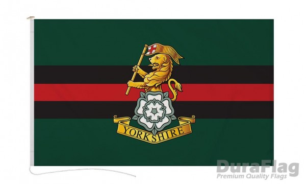 DuraFlag® Yorkshire Regiment Premium Quality Flag