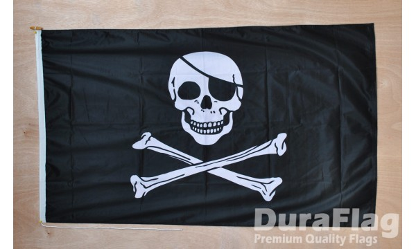 DuraFlag® Skull and Crossbones Premium Quality Flag