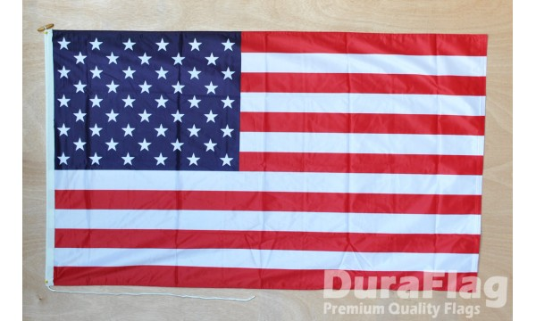 DuraFlag® USA (United States) Premium Quality Flag