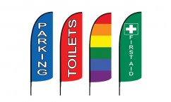 Festival & Events Feather Flags