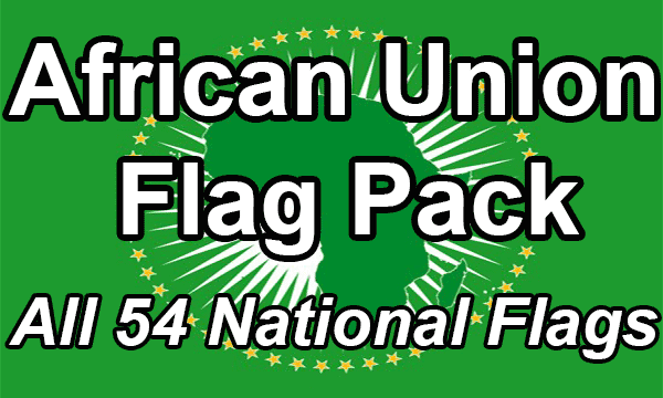 African Union - Flag Pack