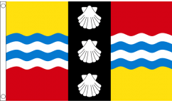 Bedfordshire Table Flags